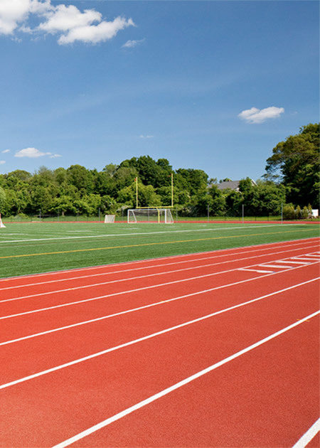 The benefits of high-quality athletic spaces