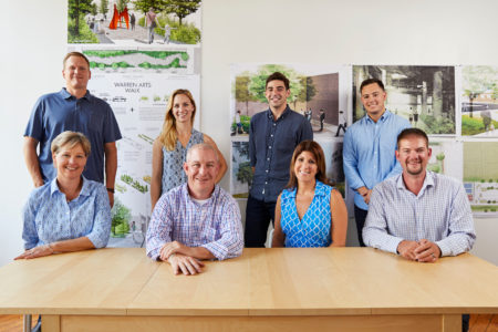 We're excited to announce our new brand and identity, Traverse Landscape Architects