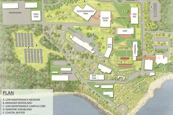URI Narraganset Bay Campus Master Plan